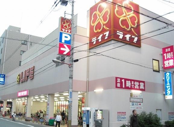 【西区新町】LIFE西大橋店の年末年始の営業時間